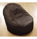 Faux Leather Bean Chair