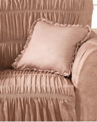 Moire Filled Plain Dye Scatter Cushions