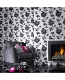 Superfresco Colours Rosey Wallpaper