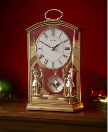Rhythym Mantle Clock