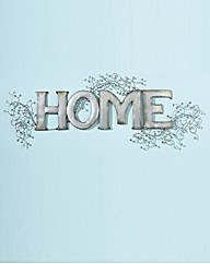 Home Metal Wall Art