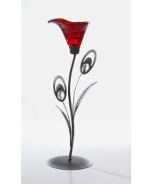 Cala Lily Tealight Holder