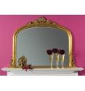Versailles Overmantle Mirror