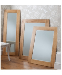 Chiltern Solid Wood Mirror
