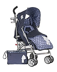 Obaby TTT Stroller with Footmuff and Bag