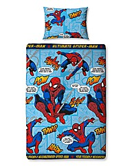 Spider-Man Thwip Rotary Duvet Cover