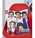 One Direction Craze Square Cushion