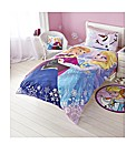 Frozen Crystal Personalised Duvet Cover