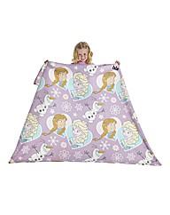 Frozen Personalised Fleece Blanket