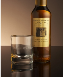 Personalised Malt Whisky & Tumbler