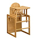 East Coast Combination Highchair