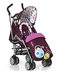 Cosatto Swift Lite Stroller Hello Dolly