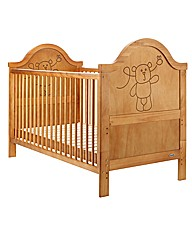 OBaby B is for Bear Cotbed