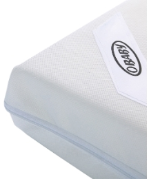 OBaby Foam Cotbed Mattress