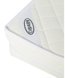 OBaby Spring Interior Cotbed Mattress