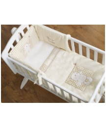 OBaby B is for Bear Crib Set