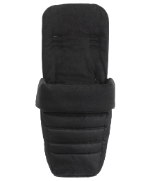 Baby Jogger City Select Footmuff Onyx