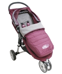 Baby Jogger Footmuff Purple
