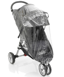 Baby Jogger Raincover City Mini Single