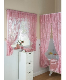 Windsor Decorative Curtain Set