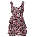Joe Browns Floral Festival Tunic Dress