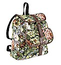 Joe browns Floral Rucksack