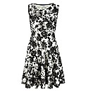 Joe Browns Monochrome Skater Dress