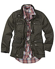 Joe Browns Waxed Look Jacket