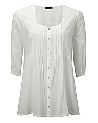 Joe Browns Flattering Button Blouse
