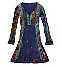 Joe Browns Morrocan Nights Crinkle Tunic