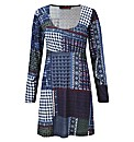 JOE BROWNS REMARKABLE JERSEY TUNIC