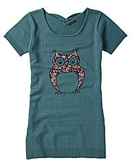 Joe Browns Twit Twoo Longline Sweater