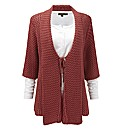 Joe Browns Lovely Tie Front Cardigan