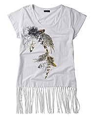 Joe Browns On The Fringe Vest