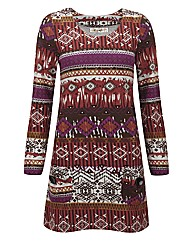 JOE BROWNS ARTISTIC JUMPER