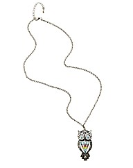 Joe Browns Owl Necklace