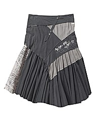 Joe Browns Distinctive Panel Skirt