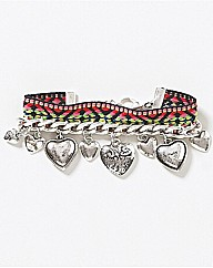 Joe Browns Charm Bracelet