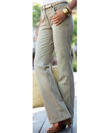 Stretch Bootcut Jeans Length 28in