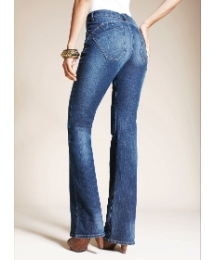 Simply WOW Bootcut Jeans L28in Petite