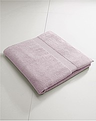 Zero Twist Super Absorbent Bath Sheet