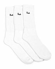 Pack of Three Pringle Sports Socks