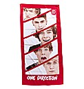 Personalised One Direction Towel