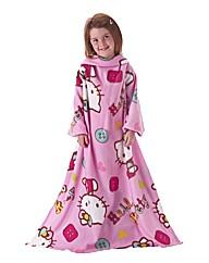 Hello Kitty Folk Sleeved Fleece
