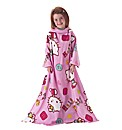 Hello Kitty Folk Sleeved Fleece
