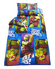 Personalised Teenage Mutant Turtles Duve