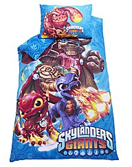 Personalised Skylanders Panel Duvet