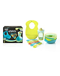 Explora Feeding and Drinking Kit - Boy