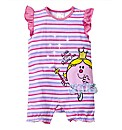Little Miss Princess Romper
