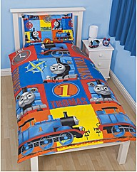 Thomas the Tank Engine Duvet Cover Set